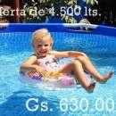 Piscinas Intex de 4.500 litros - 2