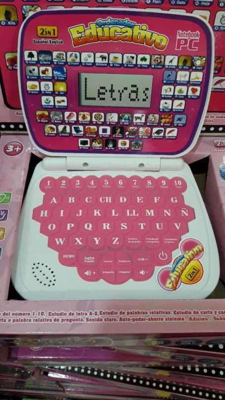 Computadoras infantiles - 0