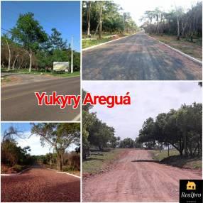 Lotes en Yukyry Areguá
