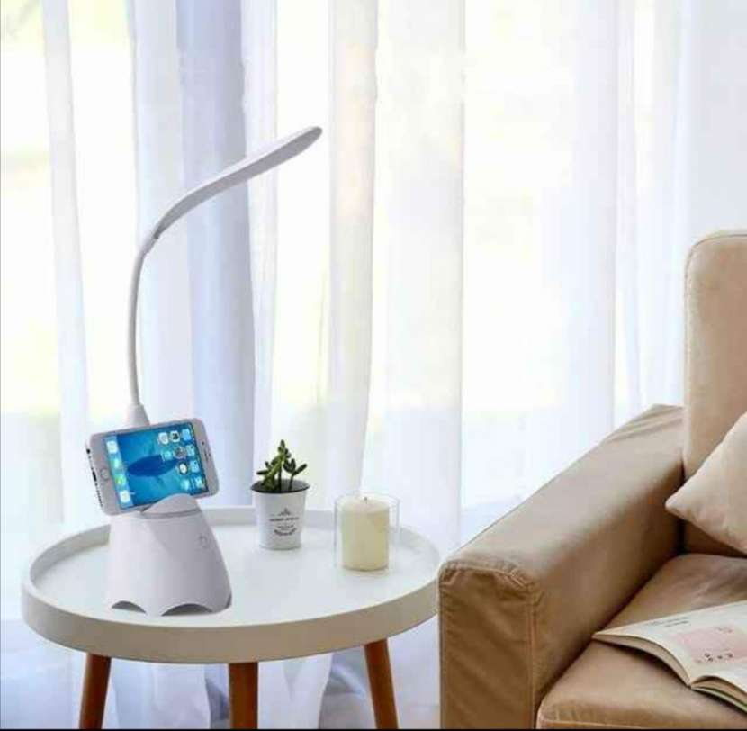 Lámpara con reproductor bluetooth - 0