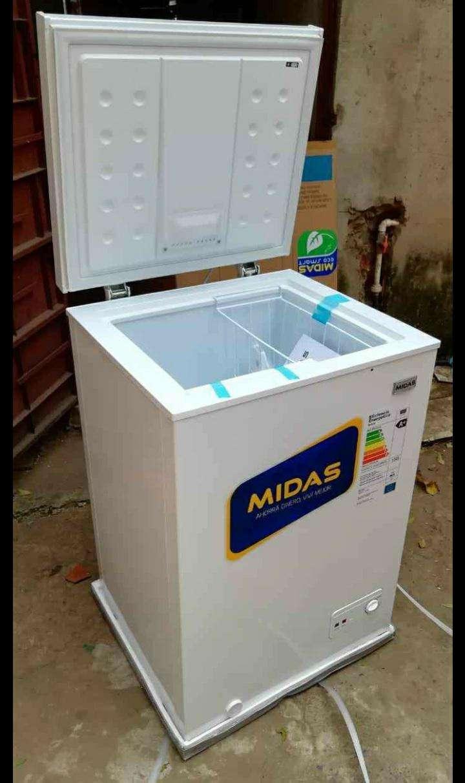 Congelador Midas 129 litros - 0