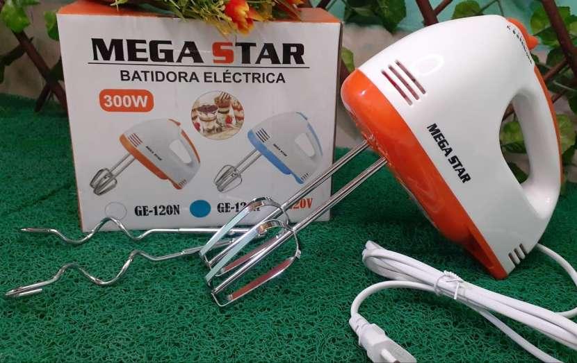 Batidora Mega Star - 0