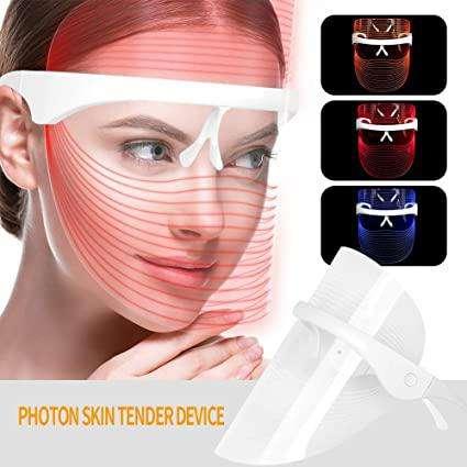 Mascarilla led facial para una piel radiante - 0