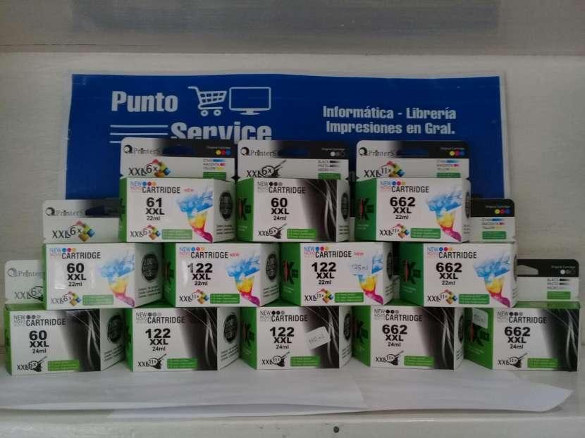 Cartuchos para impresora HP - 0