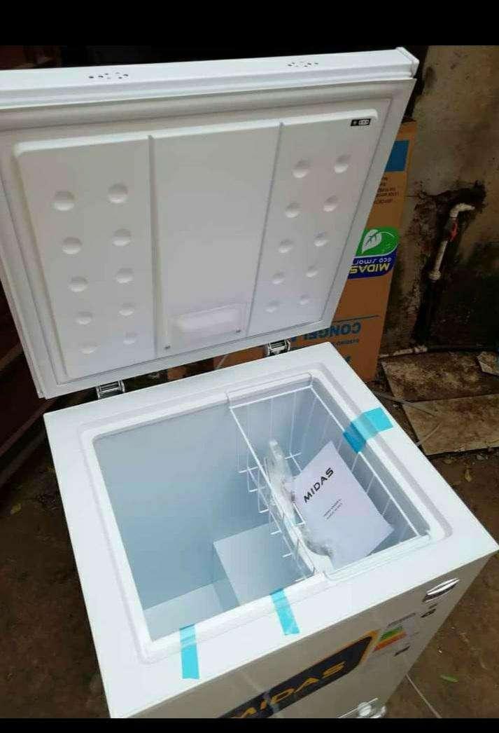 Congelador Midas 129 litros - 1