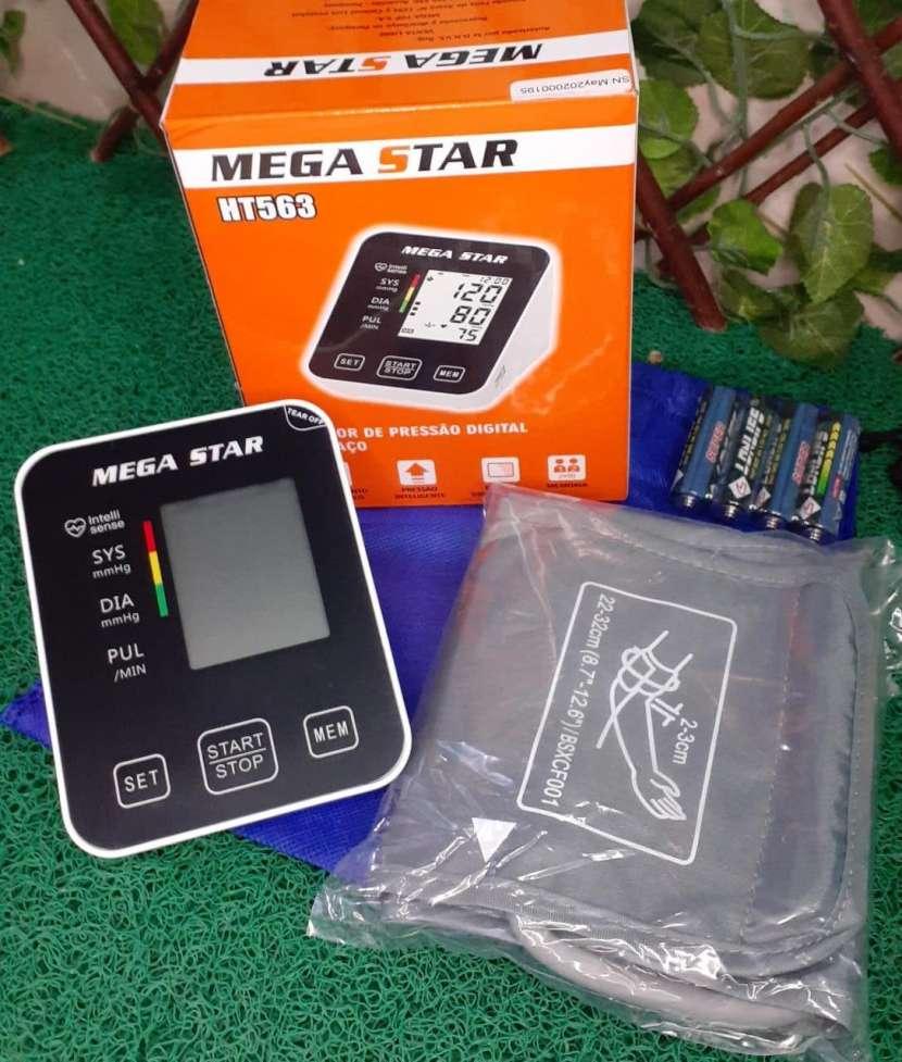 Toma presión Mega Star - 1