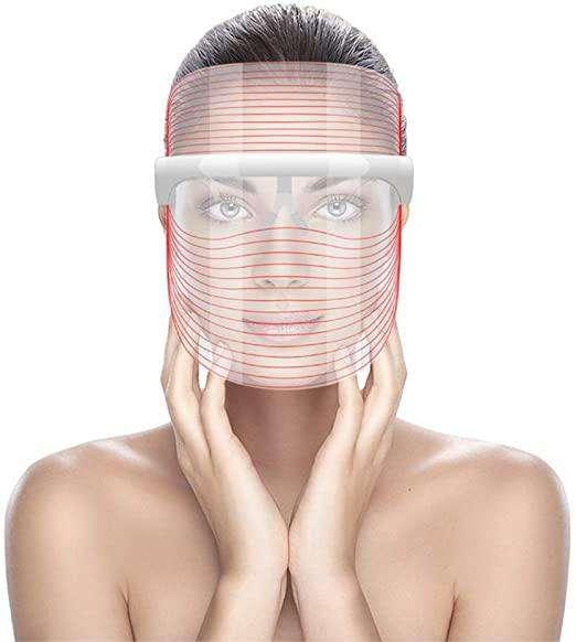 Mascarilla led facial para una piel radiante - 1