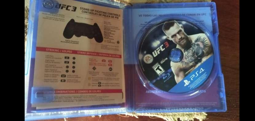 FIFA 20 y UFC 3 para PS4 - 2