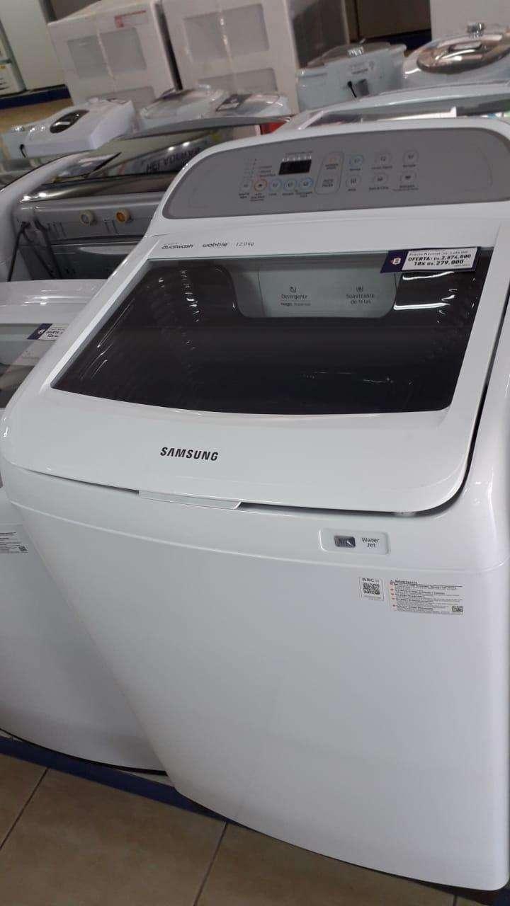 Lavarropas Superior Samsung C/S 12 Kg - 3