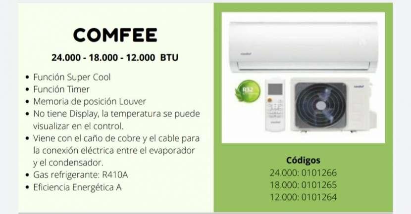 Aire acondicionado Comfee - 4
