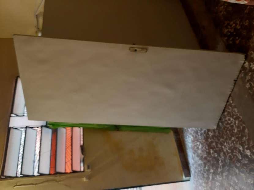 Puertas de madera 90X80 - 4