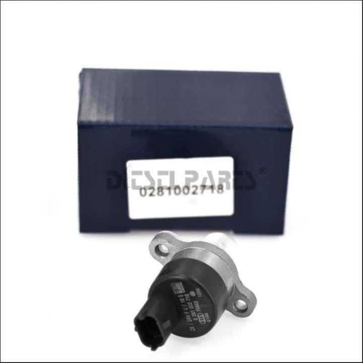Válvula reguladora caudal combustible 0 281 002 718 - 0