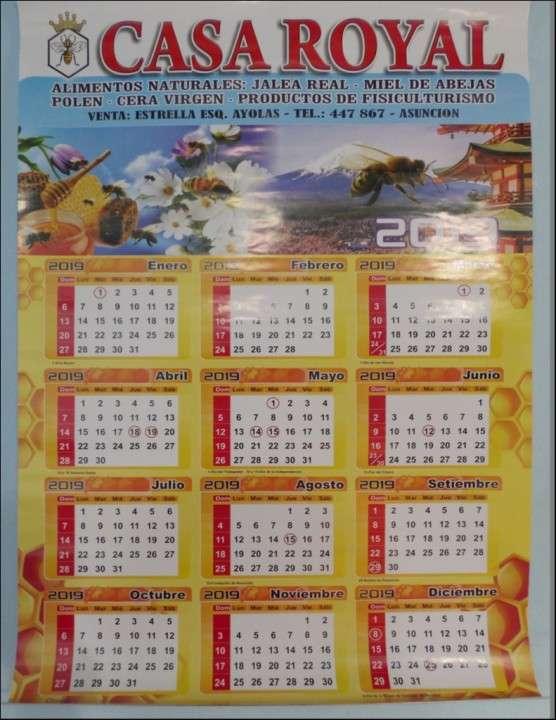 Calendario 2021 - 6