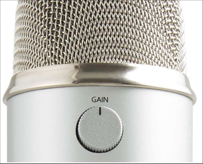 Micrófono profesional Logitech Blue Yeti 988-000103 - 5