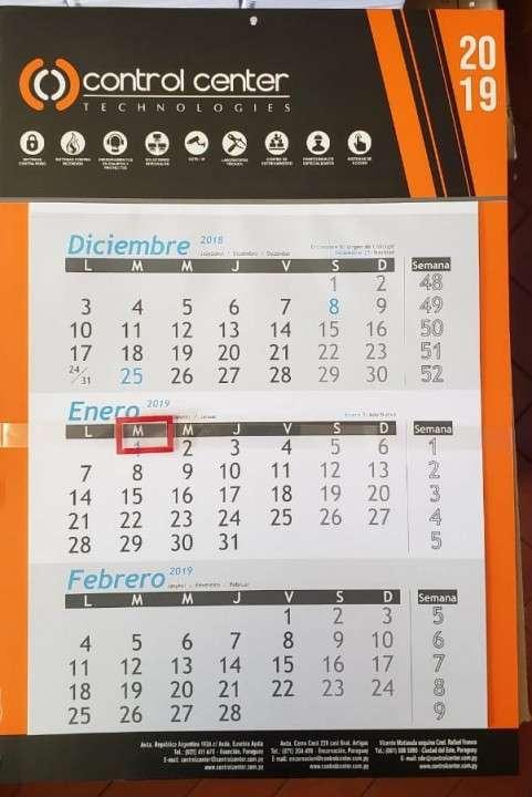 Calendario 2021 - 1