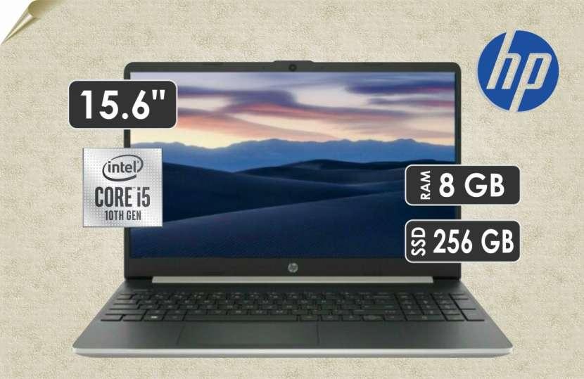 Notebook HP Intel Core i5 SSD 256 GB - 0