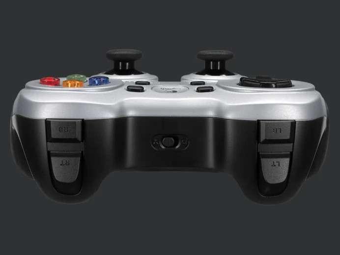 Gamepad Logitech inalámbrico F710 - 3