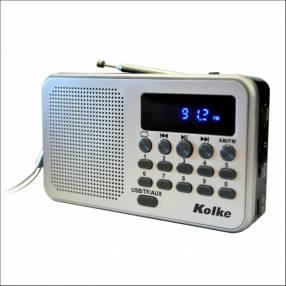 Radio digital AM/FM.