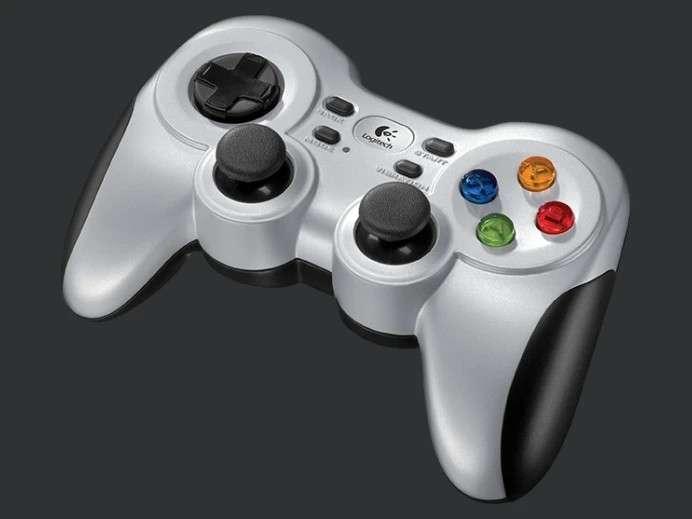 Gamepad Logitech inalámbrico F710 - 1