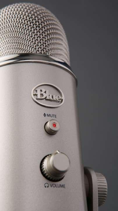 Micrófono profesional Logitech Blue Yeti 988-000103 - 7