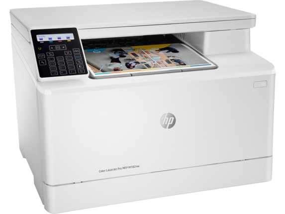 Impresora Laser HP negro y color - 0