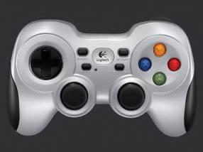 Gamepad Logitech inalámbrico F710