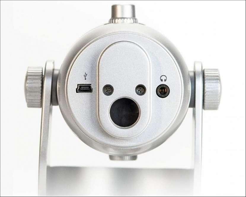 Micrófono profesional Logitech Blue Yeti 988-000103 - 2