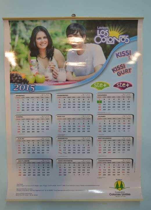 Calendario 2021 - 2