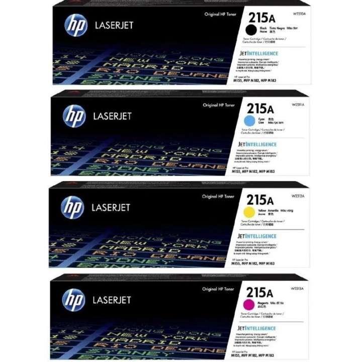 Impresora Laser HP negro y color - 1