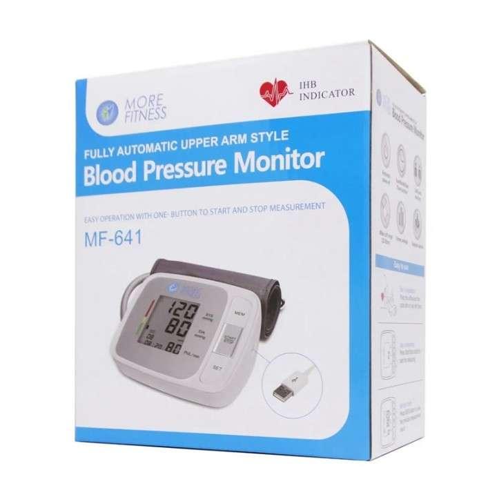 Toma presión de brazo digital mf 641 - 0