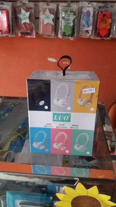 Auricular Inalámbrico a Bluetooth Luo - 1