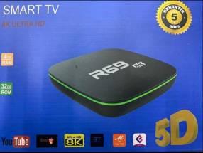 TV Box con 280 canales