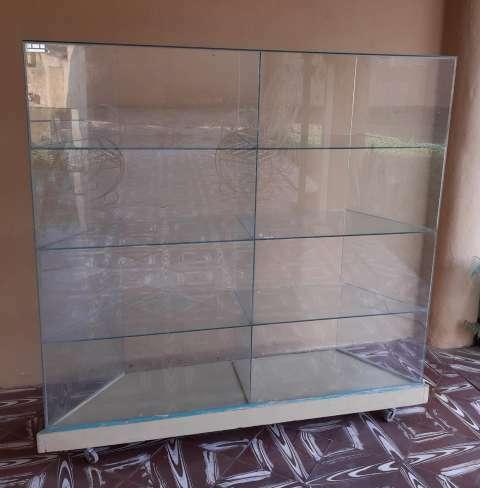 Mostrador de vidrio - 2