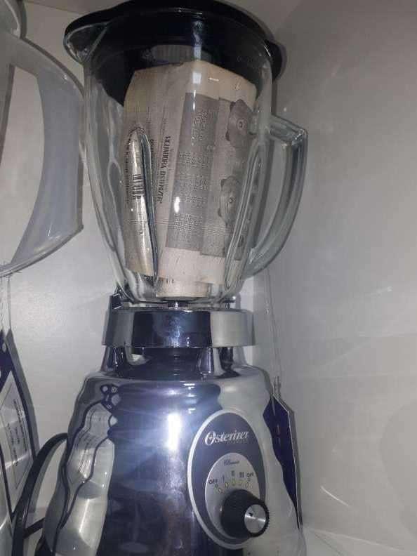 Licuadora Oster 1,25L 600W - 1