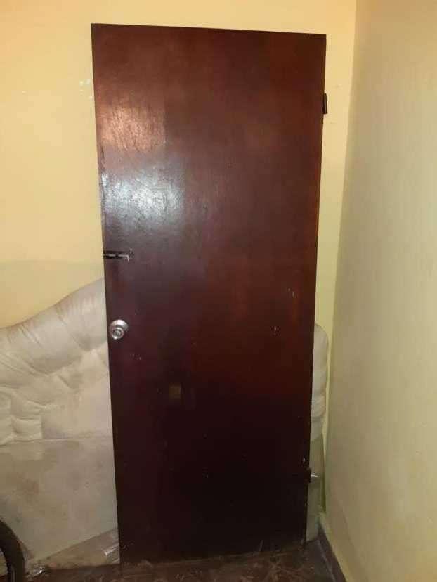 Puertas de madera 90X80 - 1