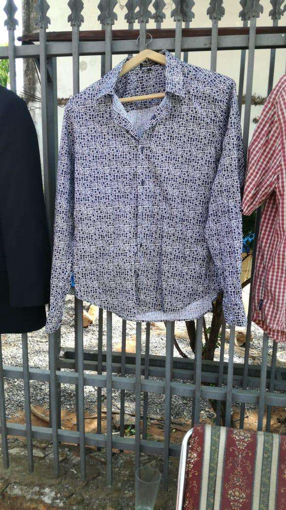 Camisa Russini - 0