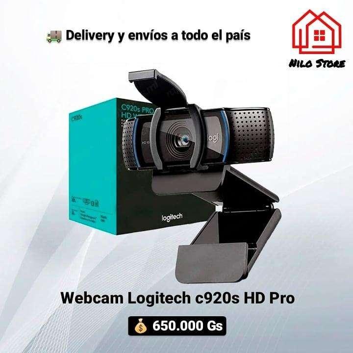 Webcam Logitech c920 Pro HD - 0