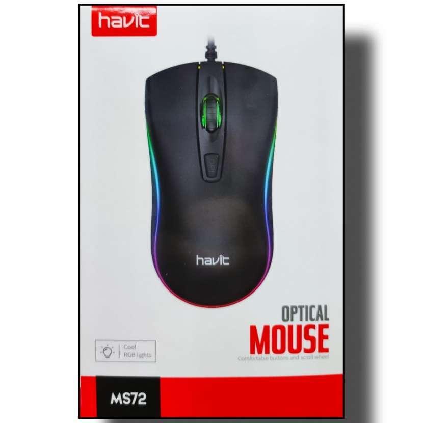 Mouse Havit - 2