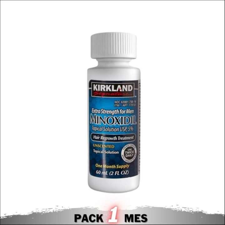 Minoxidil 1 mes 60 ml - 0