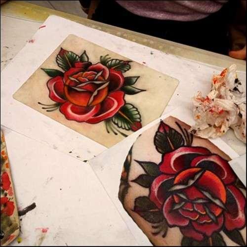 Curso para hacer tatuajes - 2