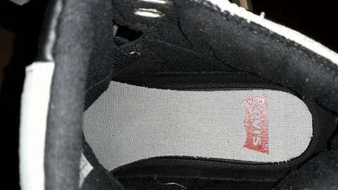Levi's negro calce 42 - 2