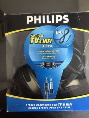 Estéreo Headphone Philips HP250