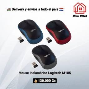 Mouse inalámbrico Logitech M185