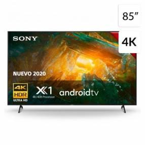 Televisor smart led 4k Sony 85 pulgadas
