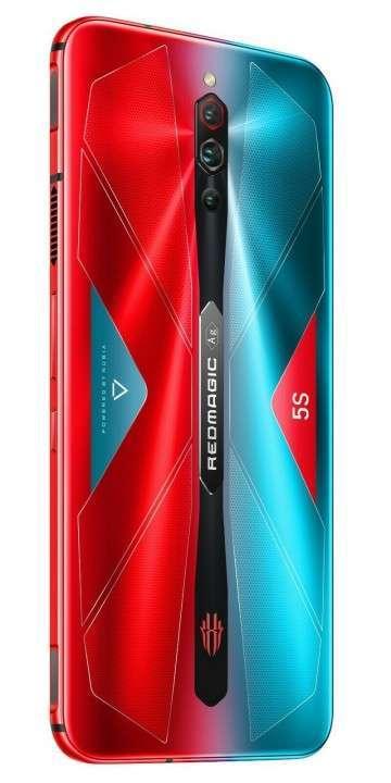 Celular gaming Nubia Red Magic 5S 256 gb 12 gb ram - 0