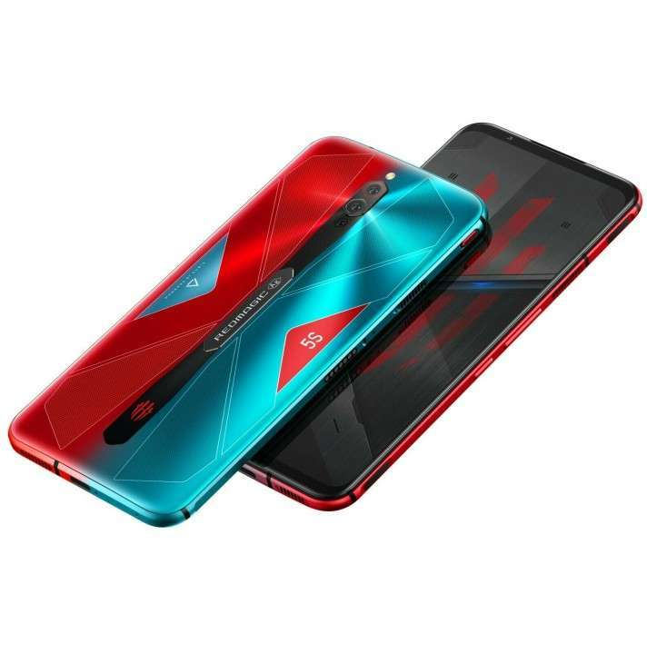 Celular gaming Nubia Red Magic 5S 256 gb 12 gb ram - 3