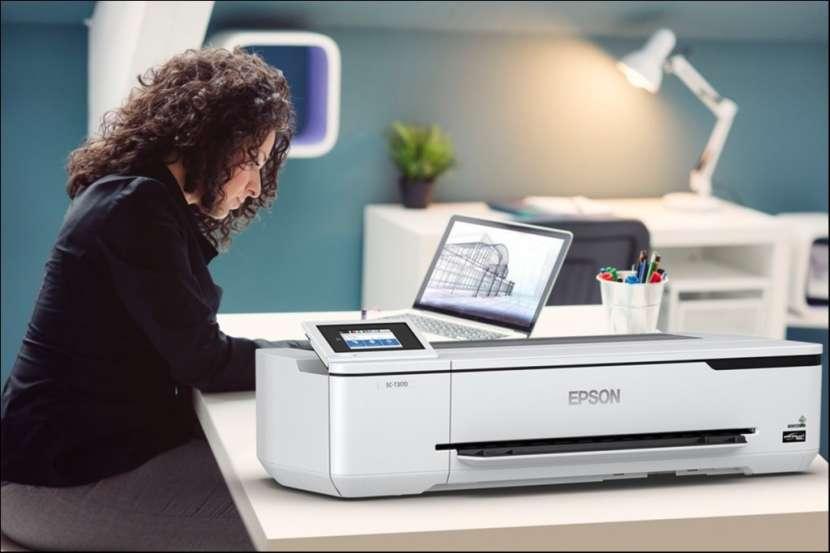 Impresora inalámbrica Epson SureColor T3170 - 0