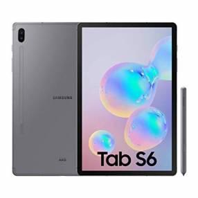 Tablet Samsung Galaxy Tab S6 10.5 pulgadas T860 128 gb wifi mountain gray