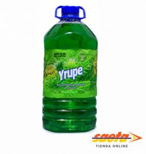 Desinfectante desodorante Bosque de Pinos Yrupé bidón 5 litros