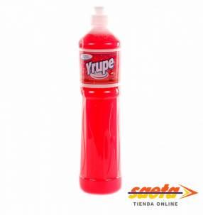 Detergente Yrupé manzana 500cc